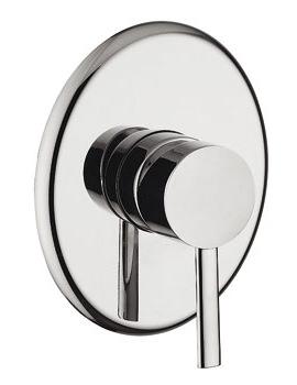 Bella Concealed Manual Shower Valve Chrome - 42090