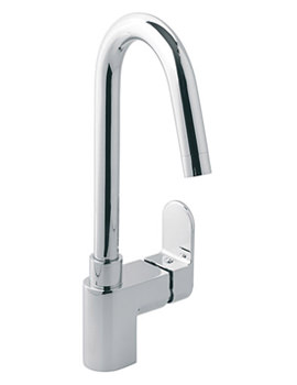 Life Mono Kitchen Sink Mixer Tap - LIF-150S