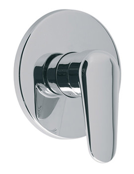 Chelsea Concealed Wall Mounted Manual Shower Mixer Valve - CHE-145