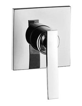 Dance Concealed Manual Shower Valve Chrome - 25890