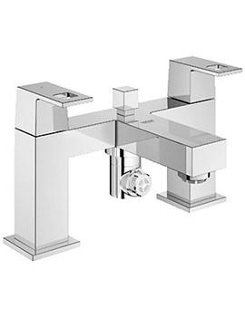 Eurocube Two Handled Bath Shower Mixer - 25137000