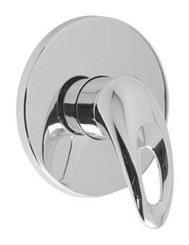 Magma Concealed Wall Mounted Shower Mixer 2 Outlet - MAG-145