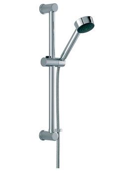 Minimal Economy No 2 Shower Kit With Multi Function Handset