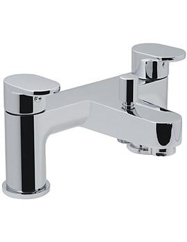 Life 2 Hole Bath Shower Mixer Deck Mounted - LIF-130