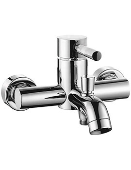 Origins Exposed Bath Shower Mixer Tap - ORI-123