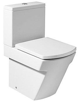 Hall ECO Close Coupled WC Pan 595mm - 34262S000