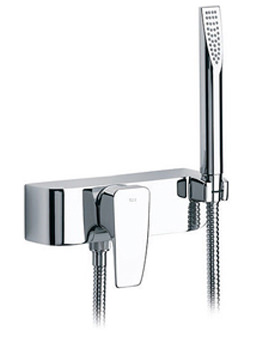 Thesis Wall Mounted Shower Mixer And Kit - 5A2050C00