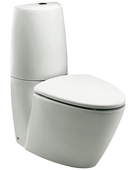 Veranda-N Moulded Back To Wall WC Pan 695mm - 342447000
