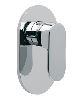 Related Vado Life Concealed Wall Mounted Shower Mixer Valve - LIF-145