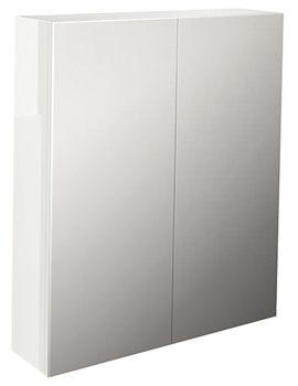 Related Pura Echo White Gloss Finish Double Door Mirror Cabinet 800mm