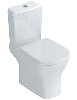 Ideal Standard SoftMood Close Coupled Bowl With Cistern - T325301