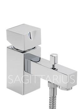 Related Sagittarius Matisse Monobloc Bath Shower Mixer Tap And Kit
