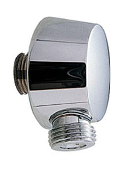 Standard Shower Wall Outlet Chrome - 439
