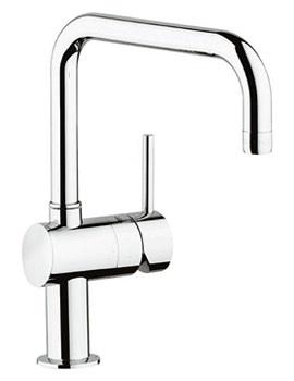 Minta Half U Spout Inch Sink Mixer Tap - 32488000