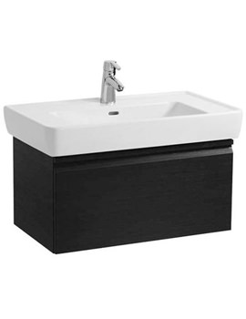 Related Laufen Pro 770 x 450mm Single Drawer Wall Hung Vanity Unit Wenge