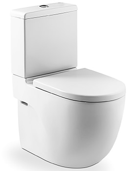 Meridian-N Compact Back To Wall WC Set 600mm - 342248000