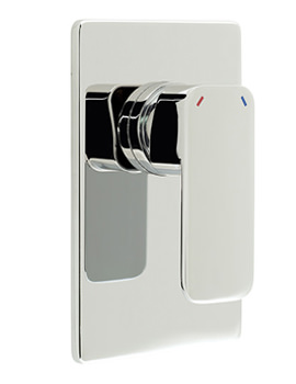 Phase Concealed Wall Mounted Shower Valve - PHA-145