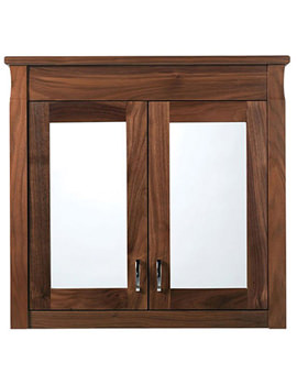 Barrington 2 Door Wall Cabinet With Mirrors - XWB0110042