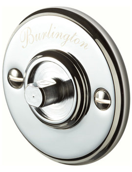Burlington Chrome Accessory Back Plate For Marble And Granite - G13