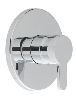 Sense Concealed Wall Mounted Shower Mixer Valve - SEN-145