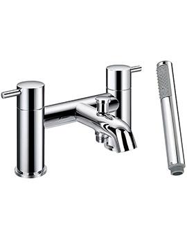 Phoenix AR Series Bath Shower Mixer Tap With Shower Kit - AR019
