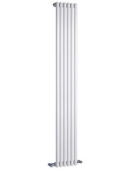 MHS Duoline Single Tube Designer Radiator 270 x 1800mm