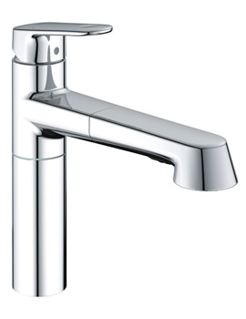 Europlus Sink Mixer Tap Chrome - 33933002