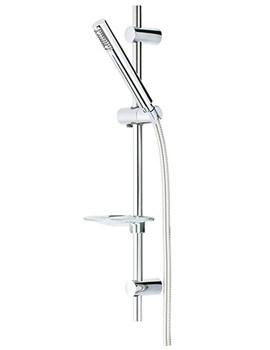 Roper Rhodes Single Function Wave Shower Kit - SVKIT01