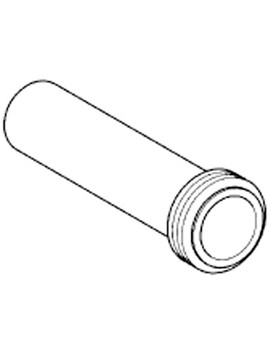Extension Flushpipe For Cistern - 37489000