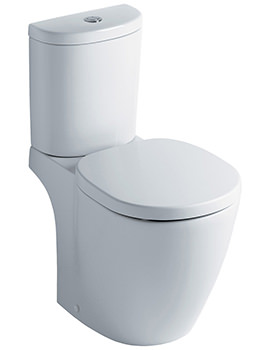Concept Close Coupled WC Pan 665mm