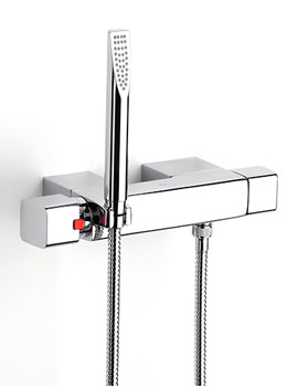 Thesis Wall Mounted Thermostatic Shower Mixer - 5A1350C00