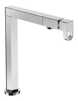 Ciao Swivel Mono Sink Mixer Tap