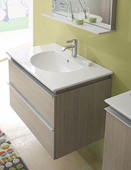 Related Duravit Darling New Low Cabinet 600mm White Matt - DN678201818