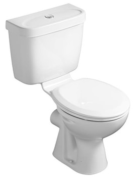 Related Armitage Shanks Sandringham Close Coupled WC Pan With Plus Cistern