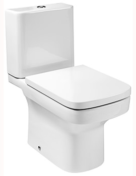 Related Roca Dama-N Close-Coupled WC Pan With Fixing Kit 660mm - 342787000
