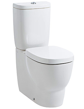 Mimo Close Coupled Back To Wall WC With Cistern 660mm