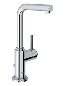 Related Grohe Spa Atrio Half Inch Basin Mixer Tap - 32129001