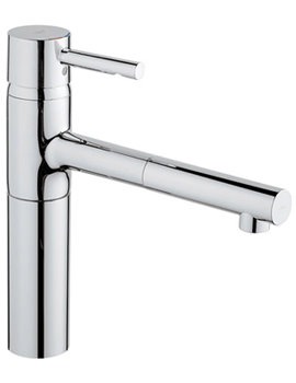Essence Half Inch Sink Mixer Tap - 32171000