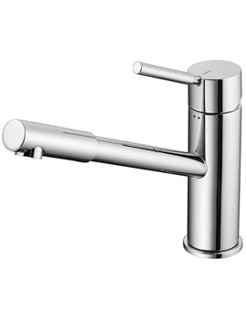 Jado Geometry Single Lever Kitchen Sink Mixer Tap - F1287AA