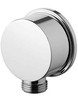 Idealrain Pro Wall Elbow Chrome - B9448AA