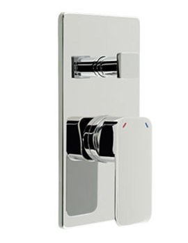 Phase Concealed Wall Mounted Shower Valve With Diverter - PHA-147