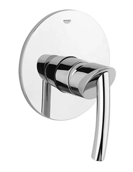 Tenso Shower Mixer Trim With Rapido E - 19051000