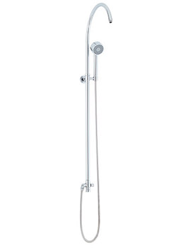 Shower Rigid Riser And Multi Function Modern Handset - SK000