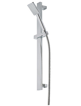 Deck Shower Riser Rail With Single Mode Air Handset - SVKIT12