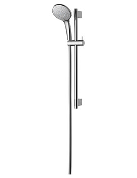 Idealrain Pro L3 Shower Kit With 600mm Slide Rail