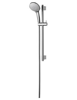 Idealrain Pro L3 Shower Kit With 600mm Slide Rail