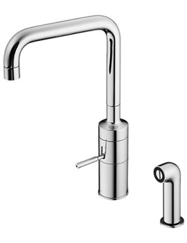 Jado IQ Single Lever Sink Mixer Tap With Hand Spray - H3130AA