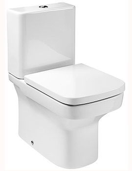 Dama-N Compact Close-Coupled WC Pan With Fixing 600mm - 34278W000