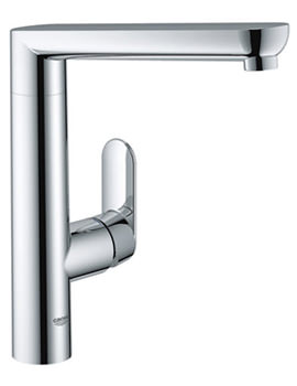 K7 Monobloc Chrome Kitchen Sink Mixer Tap - 32175000