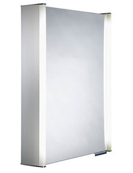 Related Roper Rhodes Ascension Plateau Bathroom Cabinet White 544mm - AS515WIL